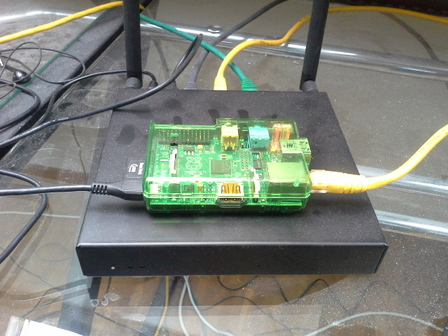 Alix and Raspberry Pi for hosting