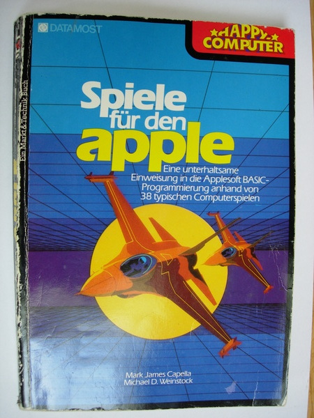 Apple Game Book